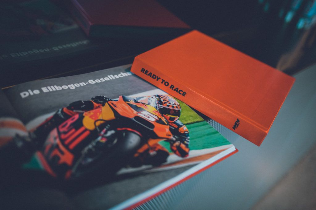 KTM Motohall Shop - Books